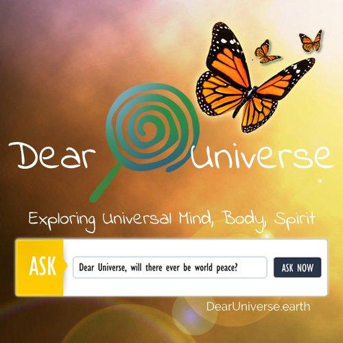 DearUniverse.earth