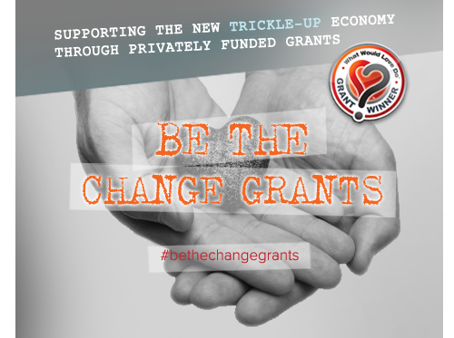 Be the Change Grants