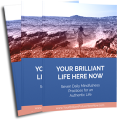 Your Brilliant Life Here Now by Christine Horner