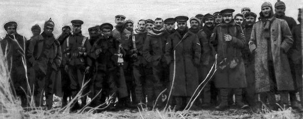 The Truce of 1914