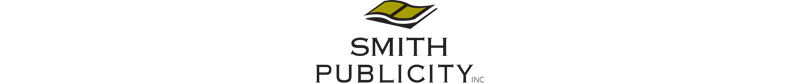 I have a new publicist!  Smith Publicity