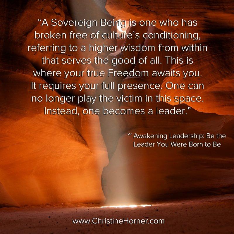 Christine Horner Quote